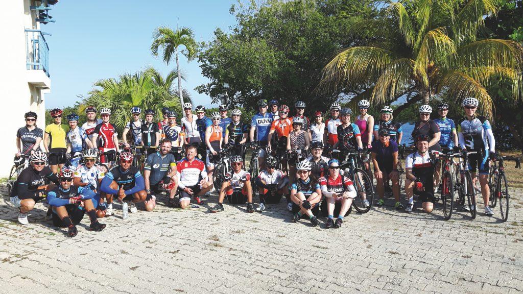 Camps d'entrainement - voyager à vélo