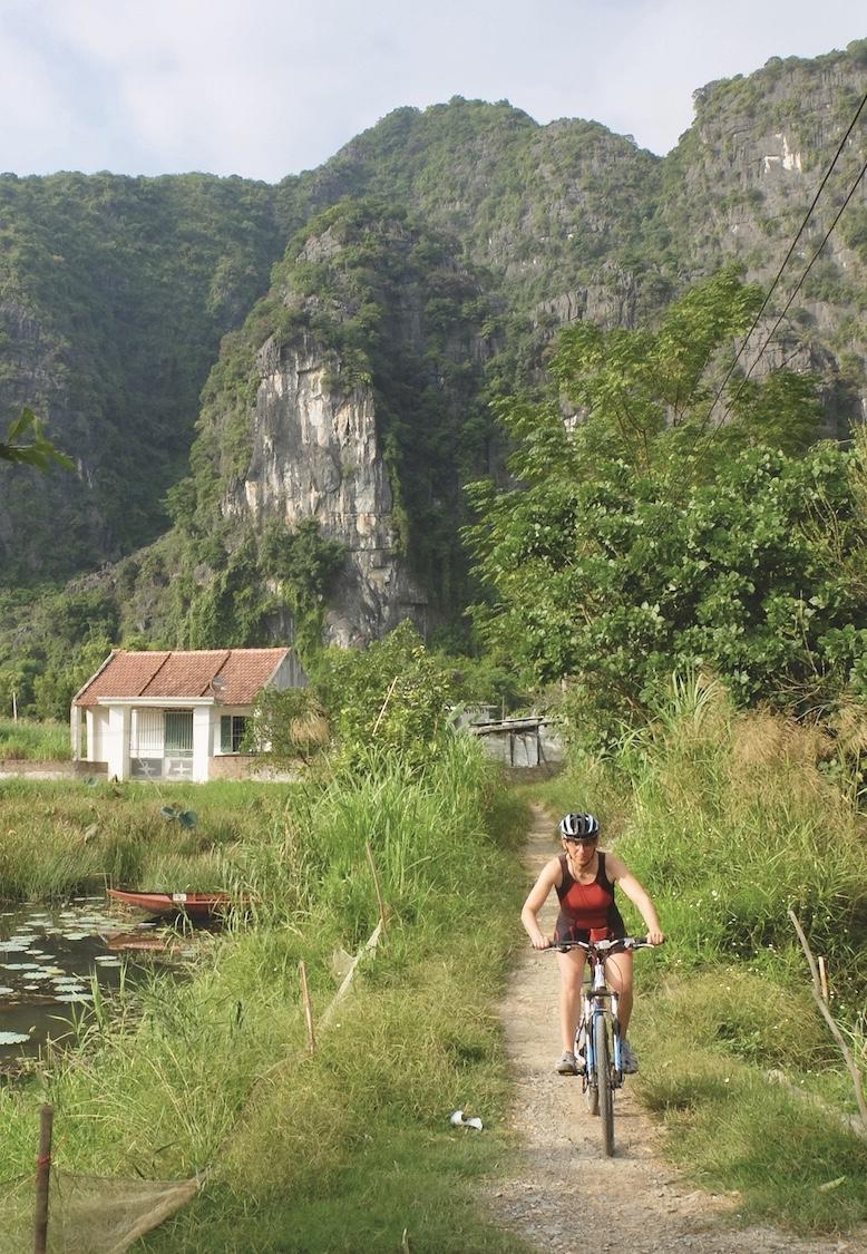 Vietnam vélo NINH BÌNH