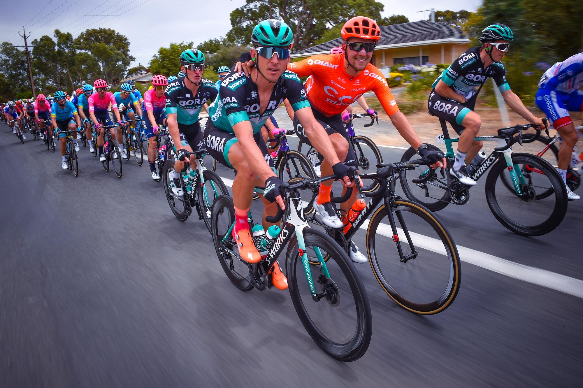 Tour du web - Santos Tour Down Under 2019