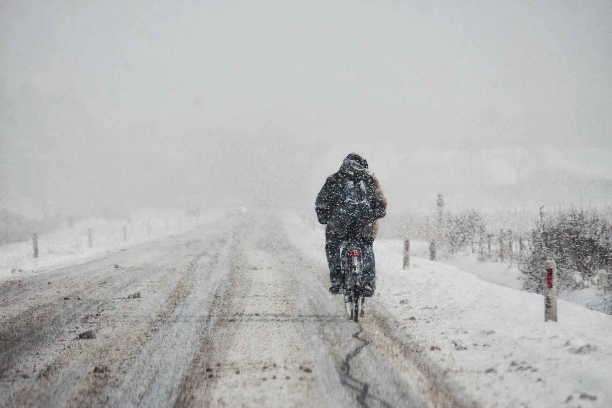 guide velo hiver