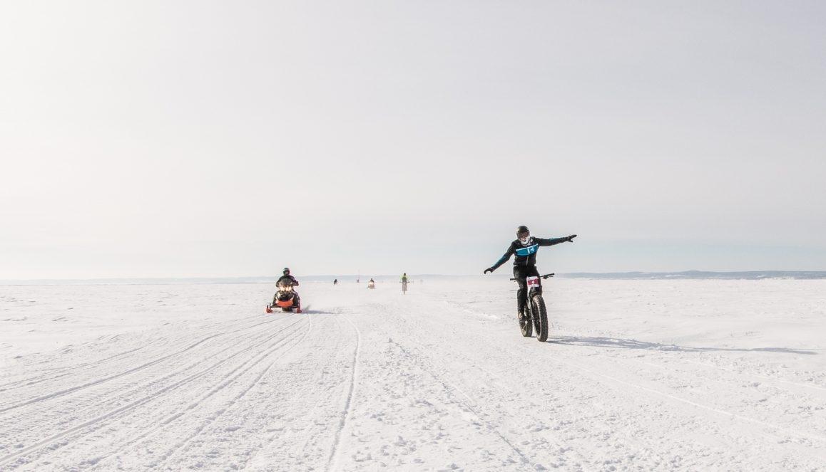 Traversée lac st jean velo mag 2019