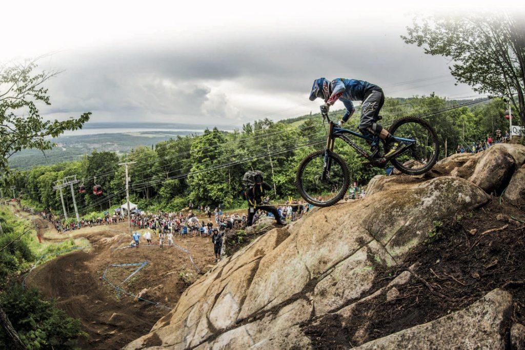 Marc Lemay velo montagne mtb mont-ste-anne