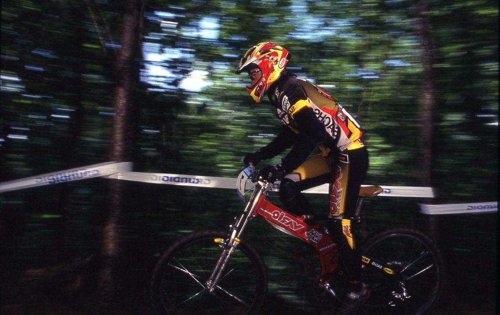 Marc Lemay velo montagne mtb mont-ste-anne downhill