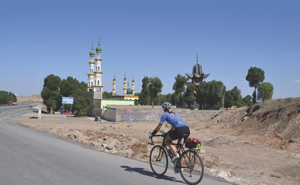 Tour du monde vélo afrique