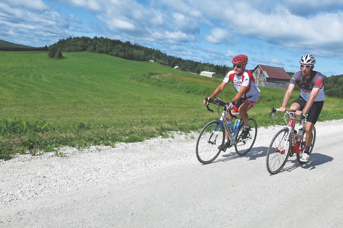 Classique des appalaches gravel bike
