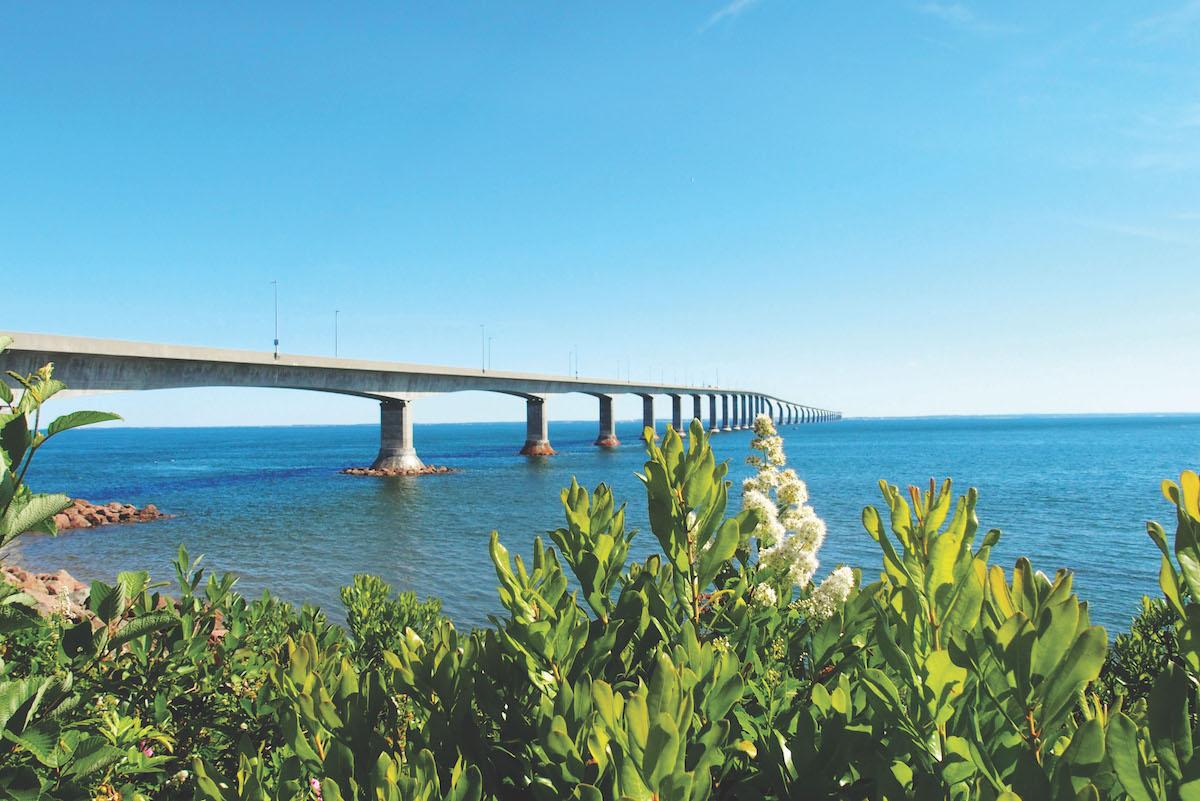 Pont confédération cape jourimain