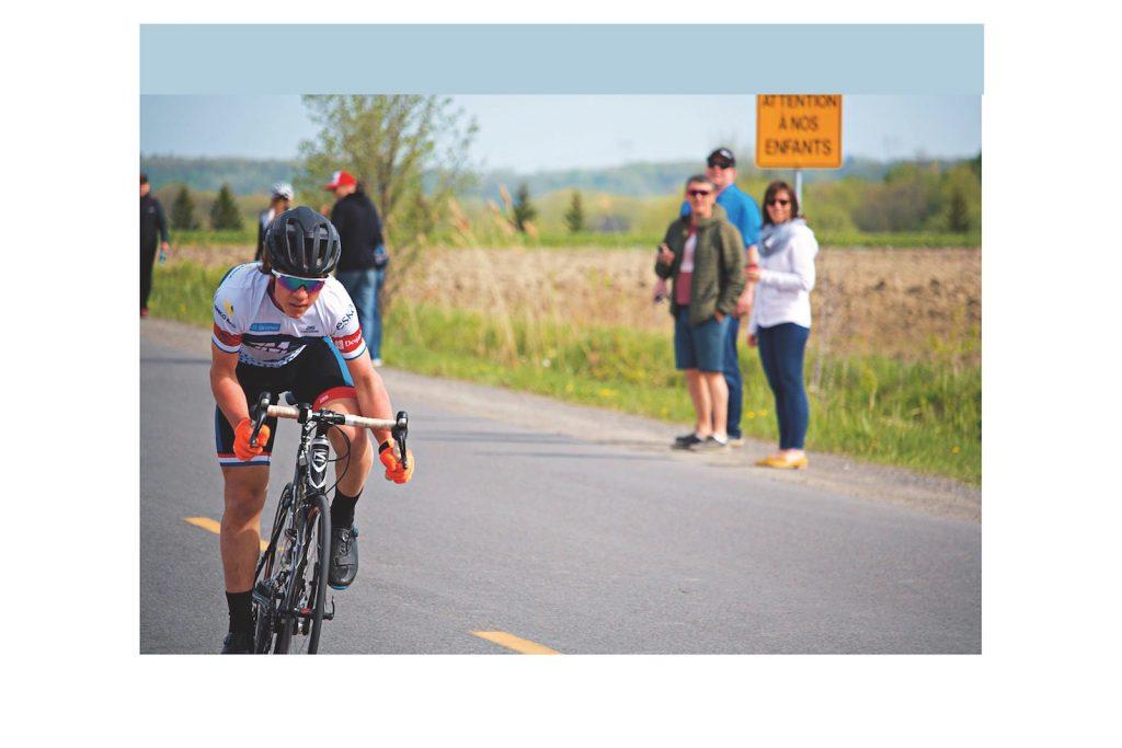 cyclisme jeune performance