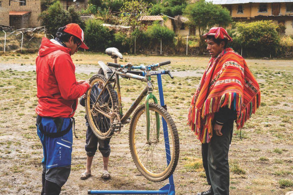 Trans Andes tourisme pérou