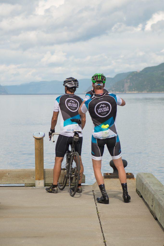 veloroute du fjord saguenay
