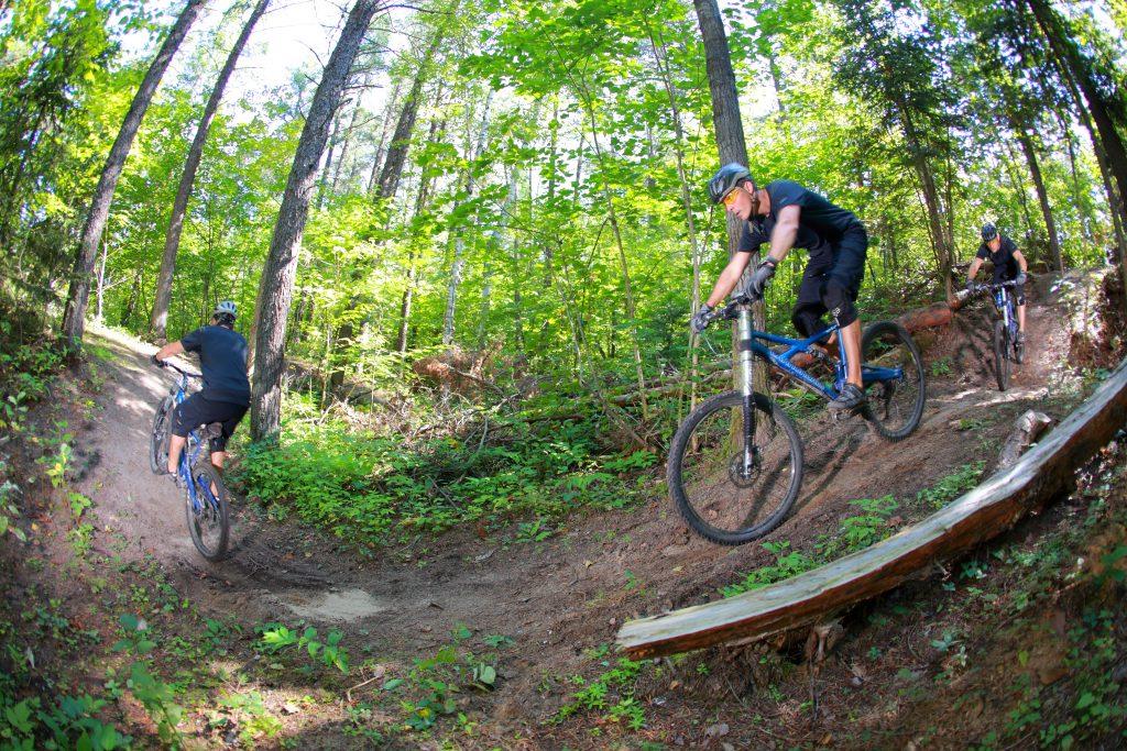 vélo de montagne saguenay lac saint jean