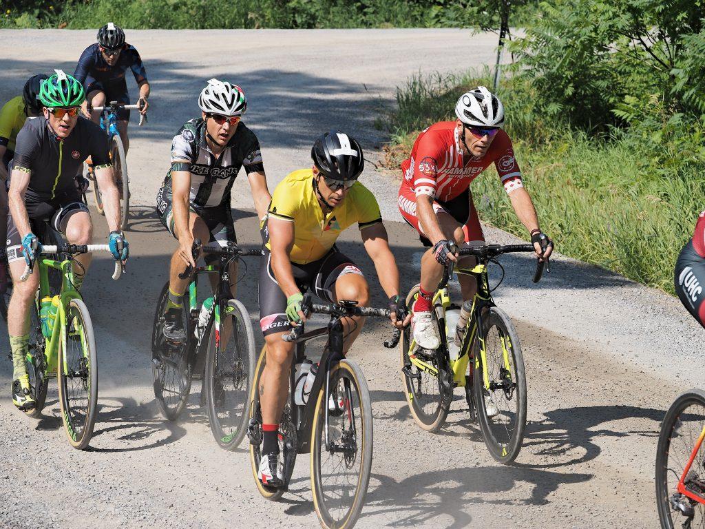 Eastern Canada gravel cup gravel bike