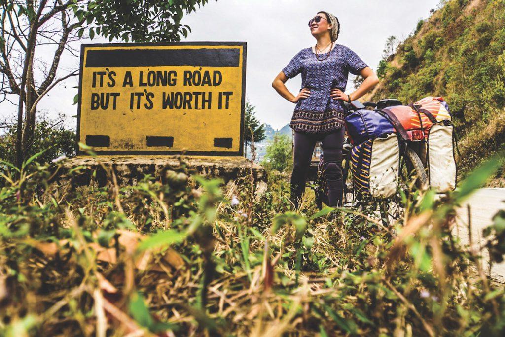 cyclotourisme femmes monde