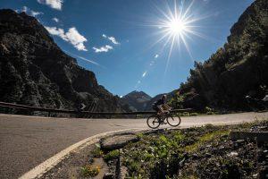 vélo route grimpe